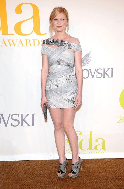 Dunst Kirsten CFDA Awards