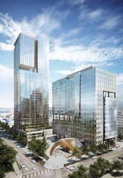 CurbedWire: Denny & Westlake Project Reviewed, Scheuerman Building Sold