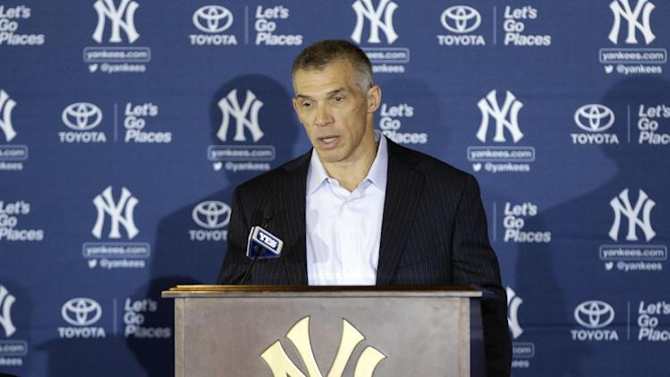 With A-Rod banished, Yanks turn to Johnson & Co