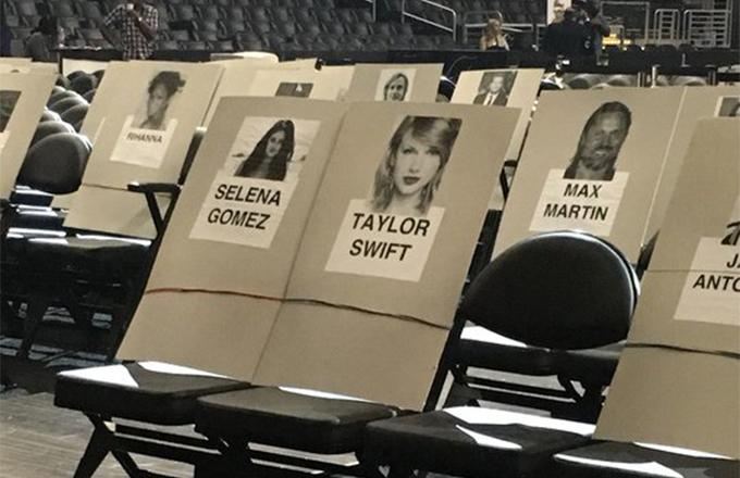 Here's a Look at the 2016 Grammys' Seating Arrangements