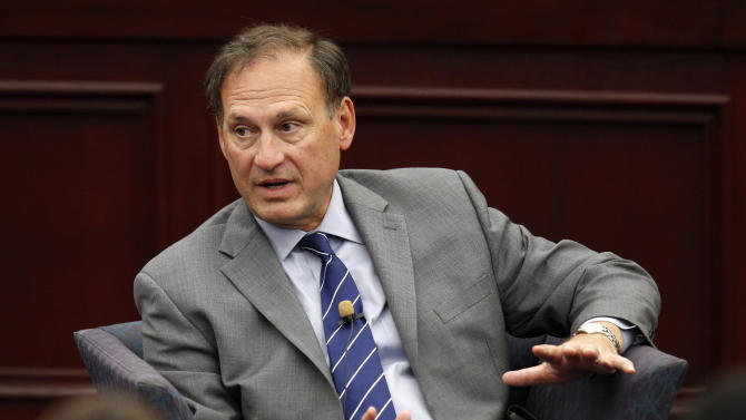 SUPREME COURT NOTEBOOK: Alito takes on critics
