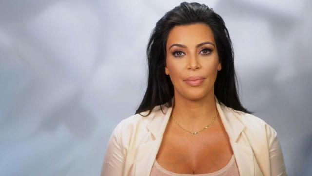 Kim Kardashian Reveals Her Baby Is Breech, Doing Everything She Can to Avoid C-Section