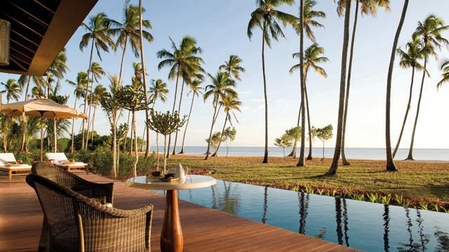 Three Fabulous Beach Resorts