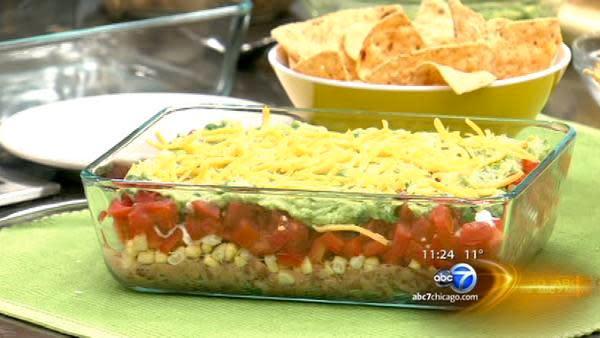 Super Bowl recipes from Food Network's Melissa D'Arabian