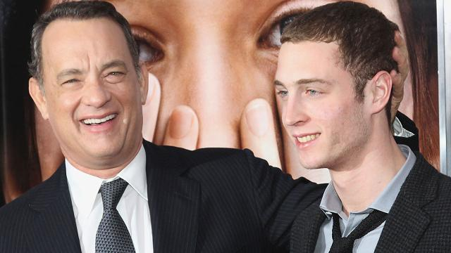 Tom Hanks Addresses His Son Chet's Sobriety: 'Love Your Kids Unconditionally'