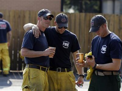 Weather to test Colo. firefighters