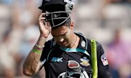 Kevin Pietersen In Action After World Twenty20 Omission