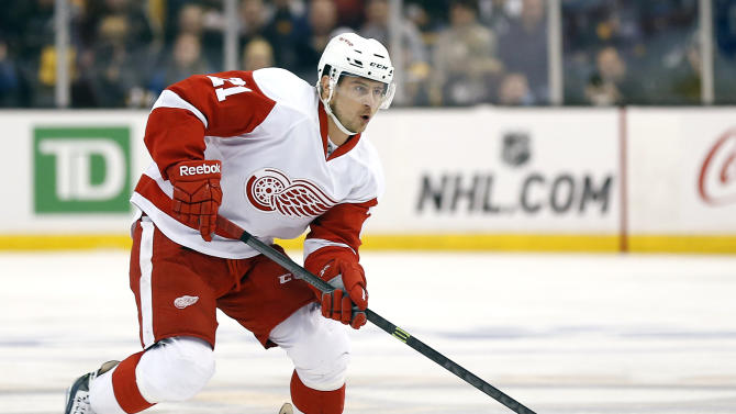 Red Wings agree on 3-year deal with Tatar