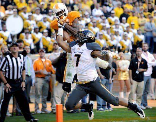 Missouri rallies for 51-48 OT win over Tennessee