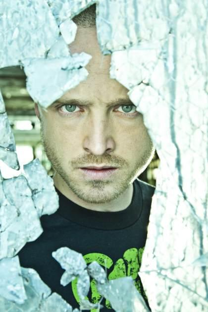 Aaron Paul as Jesse Pinkman in 'Breaking Bad' -- AMC