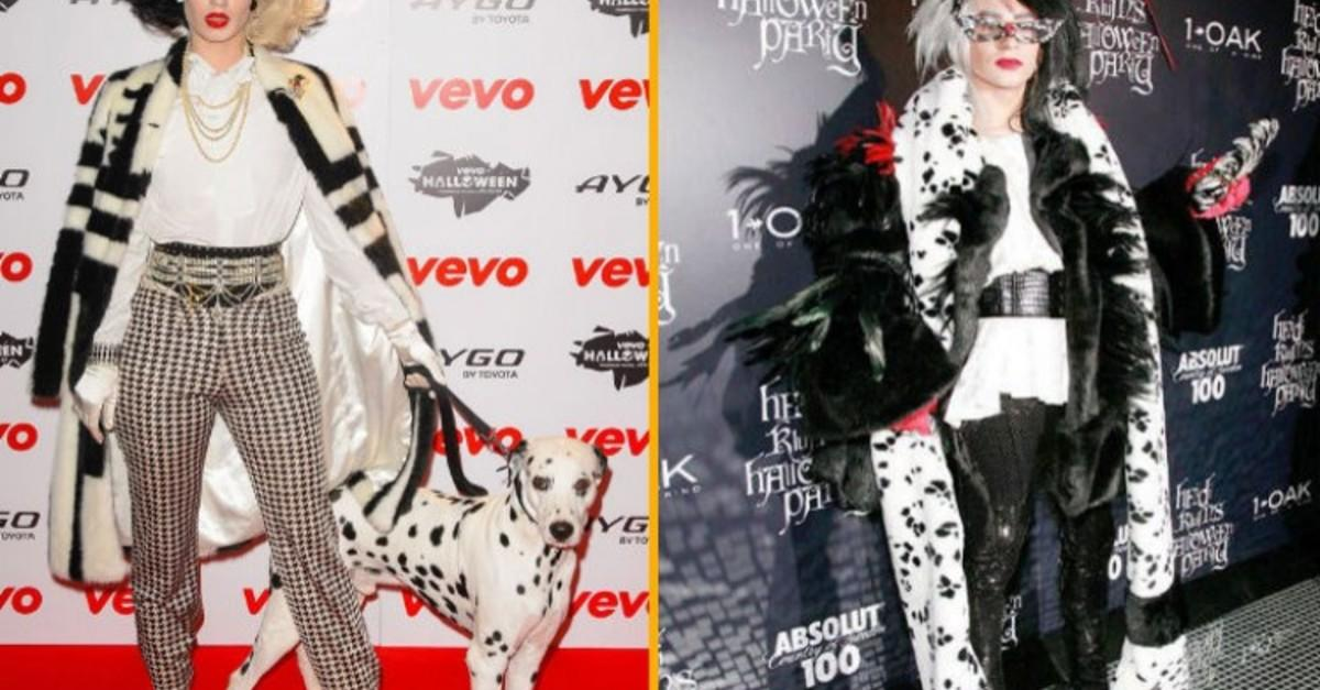 """13 Celeb Halloween Costumes """"Who Wore It Better"""""""