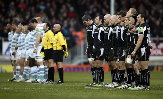 Exeter Chiefs v London Irish - Aviva Premiership