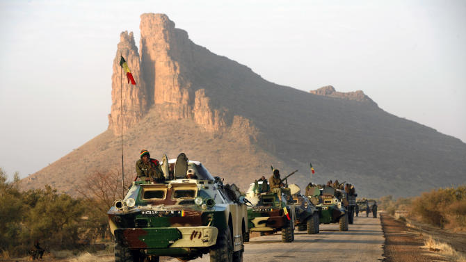 Intl organizations to meet on Mali's future