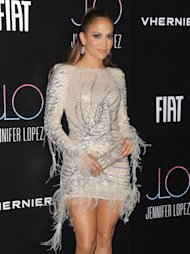 Jennifer Lopez via WireImage