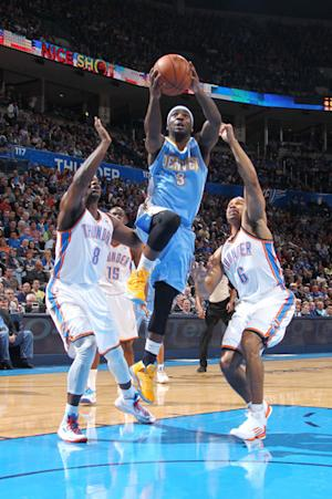Nuggets 114, Thunder 104