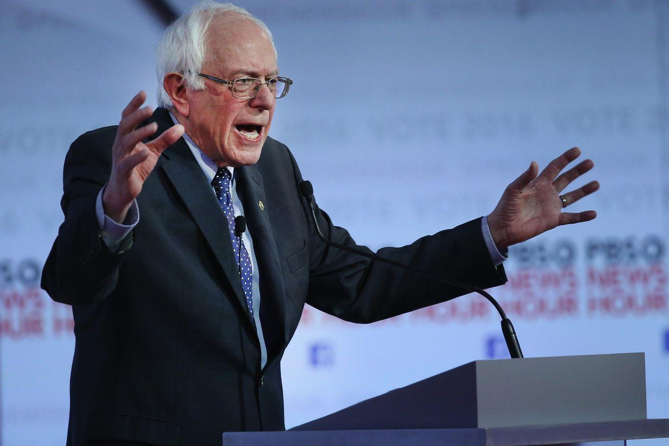 Bernie Sanders has a Winston Churchill problem