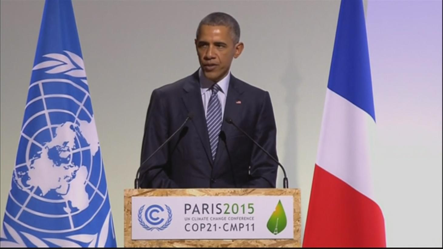 With climate at 'breaking point', leaders urge breakthrough in Paris