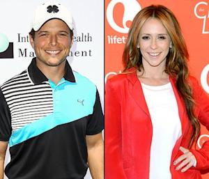"Scott Wolf on Jennifer Love Hewitt: ""She's Going to Be a Great Mom"""