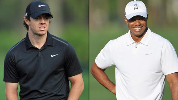 Woods paired with McIlroy and Scott at Merion