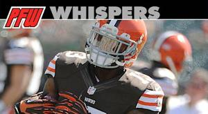 Gordon emerging as Browns' top downfield threat