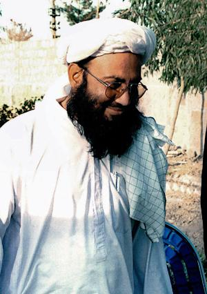 "FILE - This March 4, 2001, file photo shows Taliban's then-Foreign Minister Wakil Ahmed Muttawakil in Kandahar, Afghanistan. Muttawakil, who served as foreign minister when the Taliban ruled Afghanistan, hailed Pakistan's release of Mullah Abdul Ghani Baradar, the Taliban's former deputy leader, on Saturday, Sept. 21, 2013. ""They also have to allow him contact with Taliban leaders and for him to be useful for peace in Afghanistan,"" Muttawakil told The Associated Press. (AP Photo/Kamal Khan, File)"