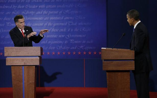 The Secret Debate Rules Obama and Romney Agreed To