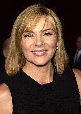Kim Cattrall 53rd Annual Emmy Awards - 11/4/2001