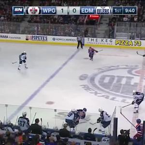 Winnipeg Jets at Edmonton Oilers - 03/23/2015