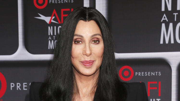 Cher to perform live on NBC's 'The Voice'