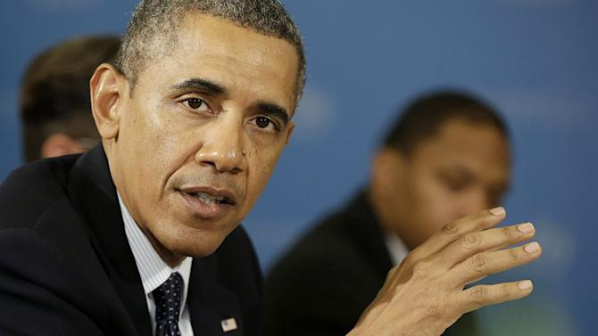 Obama: Strike 'Absolutely' on Hold if Syria Abandons Chemical Weapons