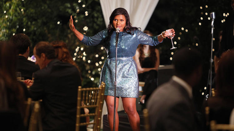 """The Mindy Project"" - Episode 101"