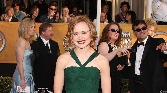 15th Annual Screen Actors Guild Awards 2009 Alison Pill