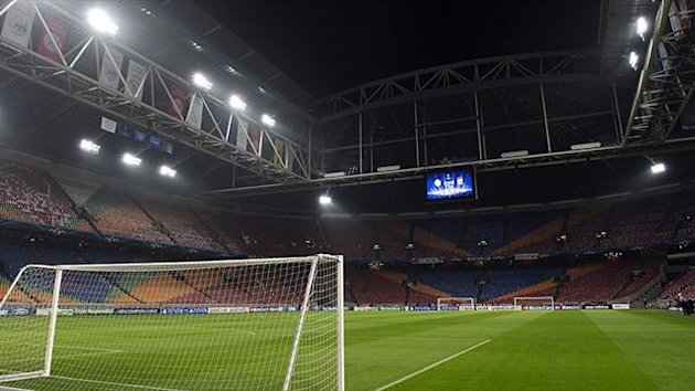 The Amsterdam ArenA (AFP)