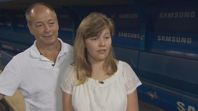 Autistic woman's wish to sing anthem at Blue Jays game coming true in August