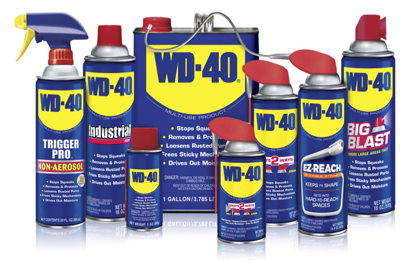WD-40 CEO: China is key to doubling business again