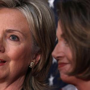 Pelosi: Vote For Clinton Because She Is The Most Qualified
