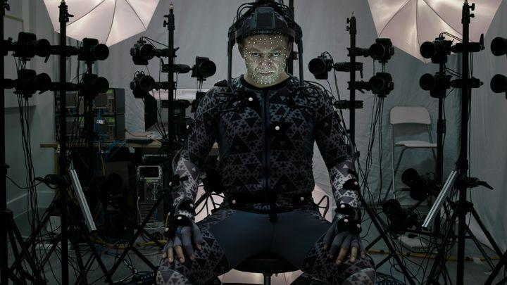 Andy Serkis' Star Wars: The Force Awakens character revealed, and he looks angry