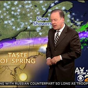 KDKA-TV Morning Forecast (3/11)