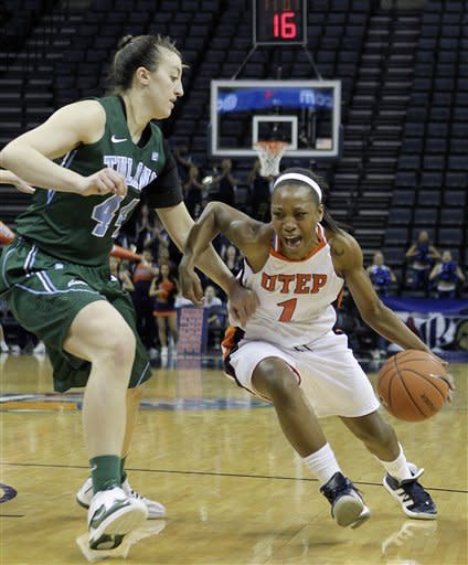 UTEP women beat Tulane to win C-USA title