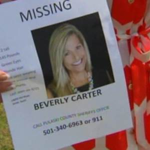 SUSPECT IN REALTOR DISAPPEARANCE ARRESTED