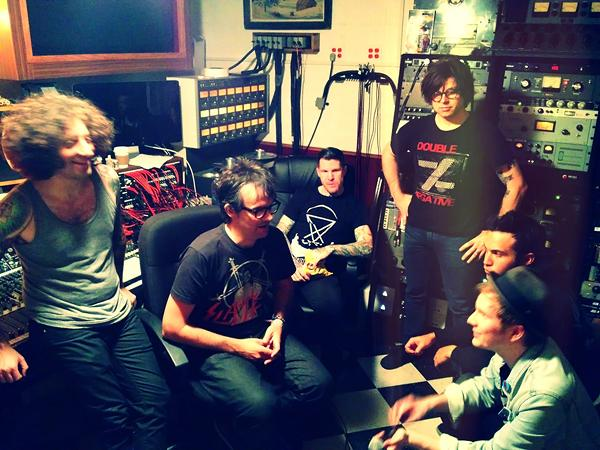 Fall Out Boy Team Up With Ryan Adams: Inside Their Surprise Recording Sessions