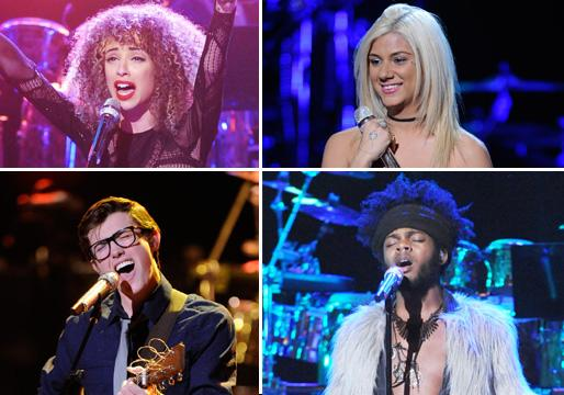 Reality Check: Agony and Ecstasy of American Idol's Top 24! Plus: Should Voice Singers Show Their Tax Returns?