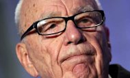 Murdoch Sorry Over 'Grotesque' Scarfe Cartoon