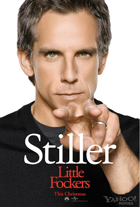 Little Fockers 2010 Universal Pictures Poster Ben Stiller