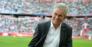 Bayern Munich&#39;s headcoach Jupp Heynckes, seen here ahead of their German first division Bundesliga match against TSG 1899 Hoffenheim, in Munich, southern Germany, on October 6. Bayern won 2-0