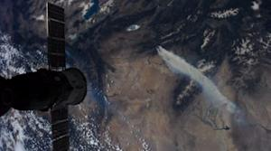 Colorado Wildfires Seen From Space in Astronaut Video