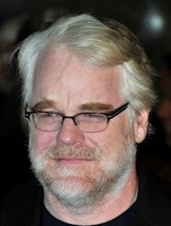 "US actor Philip Seymour Hoffman, pictured in 2011, has been cast in the role of Plutarch Heavensbee in ""Hunger Games: Catching Fire."""