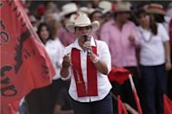 The fight to take power in Honduras
