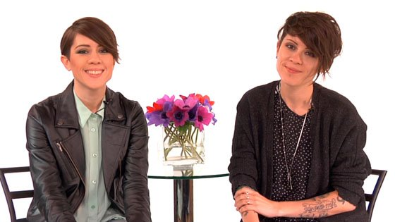 Tegan and Sara on Leather Jackets and Getting &quot;Closer&quot; to Justin Bieber