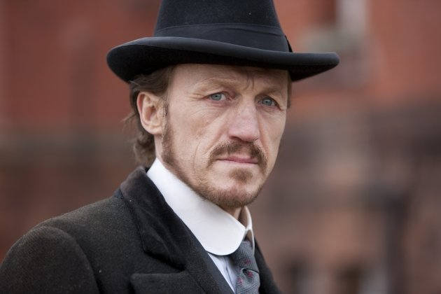 Jerome Flynn in &#39;Ripper Street&#39; on BBC America -- BBC America